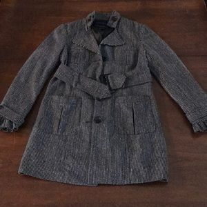 Belted Pea Coat